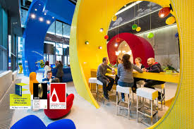 google moscow office. Google Campus ,Dublin / Office Architecture - Technology Design Camenzind Evolution Moscow