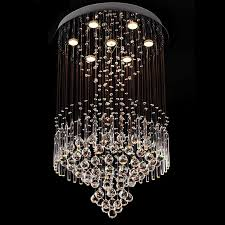 artistic luxury modern chandelier with ceiling fan attached in designs 18