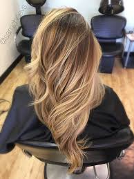 Blonde Hair With Color