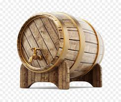 Wine Barrel Tap Oak Stock photography Wine barrels png download