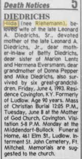 Hilda Riehemann (1902-1993) | WikiTree FREE Family Tree