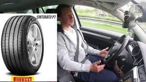 <b>Pirelli Cinturato P7</b> Summer Tires review - YouTube