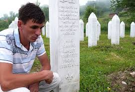 Image result for izudin alic u srebrenici fotos