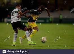 Curitiba, Brazil. 19th Jan, 2020. Nathan Silva and Henrique during Coritiba  x FC Cascavel. Match valid