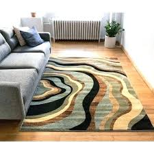 modern blue area rug black and blue area rug nirvana blue beige green black and tan