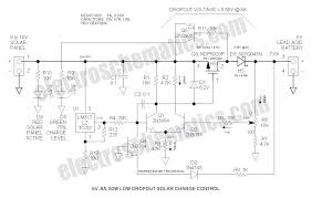 solar charge controller circuit diagram ireleast info 6v solar charge controller circuit wiring circuit