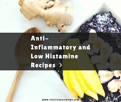 low histamine recipes to heal the gut