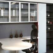 home office fitout. Custom Home Office Fitout Perth