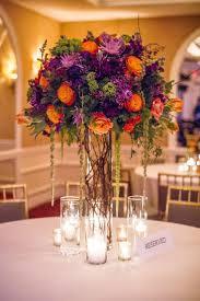 Colorful Rosewood Turtlecreek Mansion Wedding. Fall Wedding PurpleFall  Wedding FlowersPurple Wedding Flower ArrangementsPurple ...