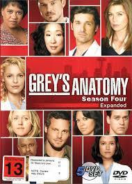 Greys Anatomy Temporada 4