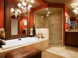 spacious all white bathroom. Bathroom:Red Bathroom Ideas 010 Red Spacious All White U