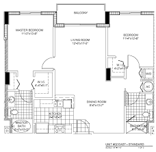 the venture west aventura condos for and rent bogatov realty the venture west floorplan 6