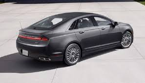 2018 lincoln town car concept. delighful car 2018lincolntowncarrearview throughout 2018 lincoln town car concept