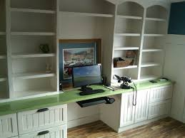 home office built ins. built in bookcase desk plans free download home office ins