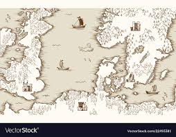 Old Map Template Free 2019