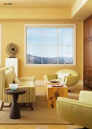 Painted Living Room Walls Decorating With Sunny Yellow Paint Colors Hgtv