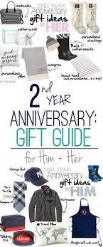 2nd year wedding anniversary gift ideas diy playbook