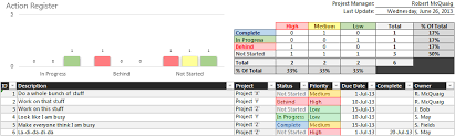 How To Create Template In Excel 2010 Create An Action Register In Excel Robert Mcquaig Blog