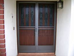 exterior double doors lowes. Inspiration Idea Exterior Double Doors Lowes With Door Entry Fitted Hinged Screen