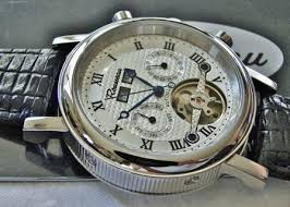 more new rousseau automatic mens watch watches listia new rousseau automatic mens watch