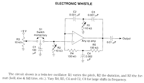 beeper buzzer electronic circuits page 3 electronic whistle schematic only no circuit