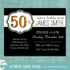 th birthday invitations fabulous th birthday invitations with 2017 free surprise 50th birthday party invitations