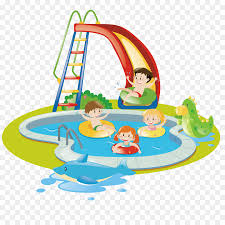 swimming pool vector. Child Euclidean Vector Playground Park Swimming Pool -