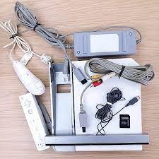 Máy trò chơi Nintendo Wii hàng 2nd hand đã softmod, cop nhiều games