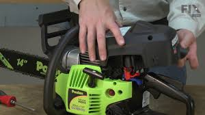 Poulan Spark Plug Chart Poulan Chainsaw Repair How To Replace The Spark Plug