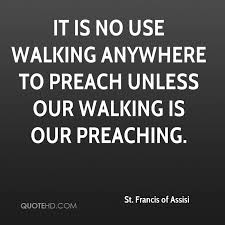 Francis Of Assisi Quotes Beauteous St Francis Of Assisi Quotes QuoteHD