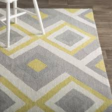 grey yellow area rug bedroom windigoturbines throughout ideas 19 in gray and idea 13