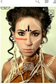 Face War Paint Designs Pin By Meg Fin On Ya Ya Dance Makeup Festival Face Paint