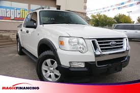 2008 Used Ford Explorer Sport Trac XLT at Magic Financing Serving ...