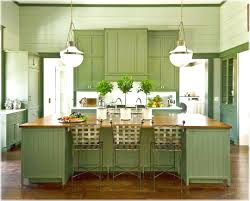 Olive Green Kitchen Cabinets The Warm And Cool Green Kitchen Cabinets The Kitchen Inspiration