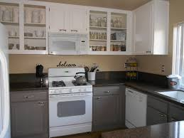 Painting Your Kitchen Cabinets Diy Painting Kitchen Cabinets White Youtube With How Paint White