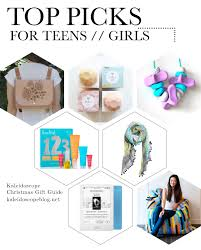 Christmas Gift Guide 2013 // Top Picks for Teen Girls - Christmas Gift Ideas  from
