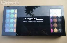 mac professional 180 color eyeshadow palette for