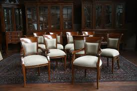 Dining Room Chairs With Arms And Casters Cool Dining Room Chairs With Arm Along With Penny Patterned