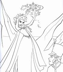Small Picture Coloring Pages Free Printable Coloring Pages Frozen Frozen Fever