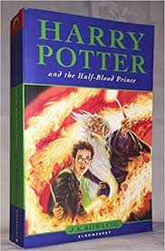 harry potter and the half blood prince this novel takes up the story of harry potter s sixth year at hogwarts of witchcraft and wizardry as