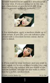 makeup tutorials a beginners guide screenshot 3 4