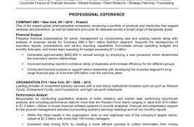 Resume Why This Is An Excellent Resume 11 Awesome Resume Maker