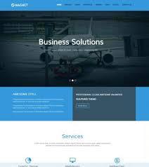 Business Bootstrap Responsive Website Webthemez