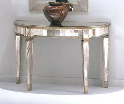 round console tables half round console table s console console tables target