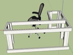 ... Homely Design L Shaped Desk Plans Stylish Ideas Blkfxx39s Computer Desk  Build