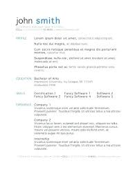 Contemporary Resume Format Classy Modern Resume Formats Creative Modern Resume Templates Photo Modern