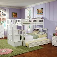 queen bunk bed with trundle. Simple With Furniture Twin Over Queen Bunk Bed And With Trundle E