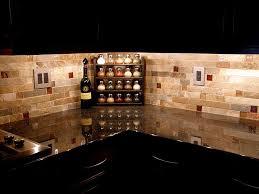 Kitchen Backsplash Dark Cabinets 8010 kibinokuniinfo