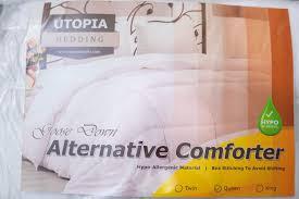 utopia bedding hypoallergenic comforter duvet