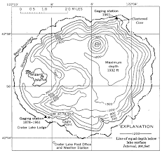 Hydrology 06 Crater Lake Physiographic And Geologic